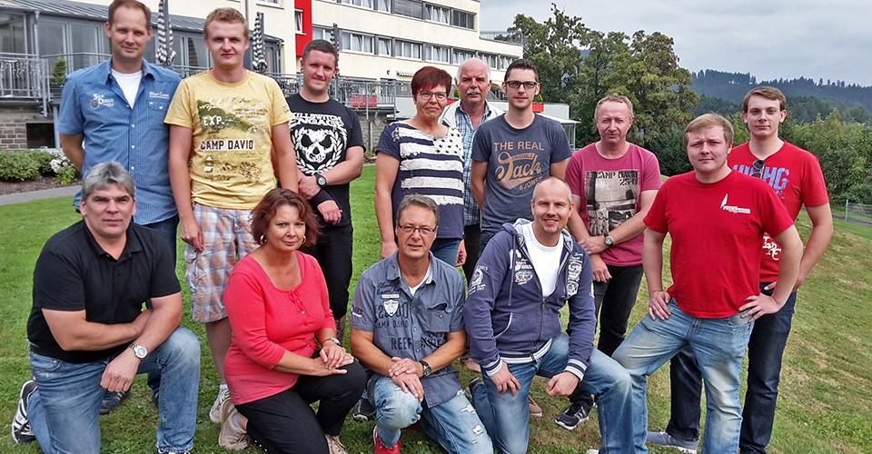 Gruppe 112 Mitgliedschaft stärkt unsere Mitarbeiter